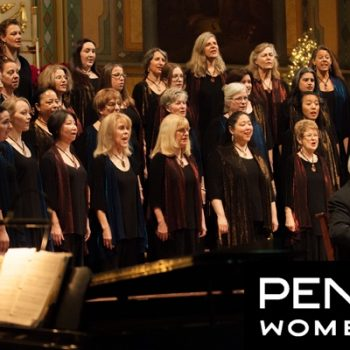 """""""Hands Upon the Plow"""" commissioned by Peninsula Women's Chorus"""